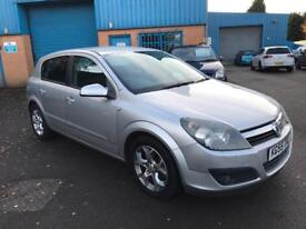 2005/55 VAUXHALL ASTRA 1.6 SXI 5dr MANUAL # 12 MONTHS MOT # JUST SERVICED # HPI CLEAR