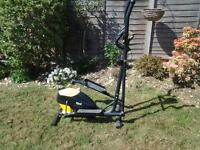 Cross trainer for sale reduced for quick sale