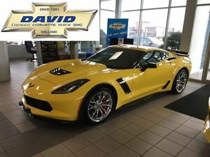 2017 Chevrolet Corvette Z06 3LZ, **BRAND NEW**