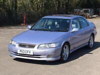 1997 TOYOTA CAMRY SPORT 2.2 AUTO VERY RARE STARTS AND DRIVES A DREAM