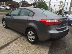 2014 Kia Forte LX/ WE FINANCE !/PRICED FOR A QUICK SALE!! Kitchener / Waterloo Kitchener Area image 6