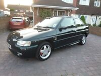 *** 1996 N REG FORD ESCORT RS 2000 2.0 16v *** LONG MOT *** STACKS OF HISTORY AND RECIEPTS ***