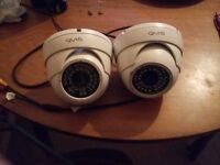 2 Qvis eye camera