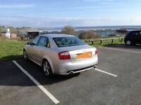 Audi A4 V6 sport 3 litre
