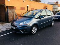Citroen C4, AUTOMATIC, Picasso 1.6 HDi VTR+ EGS 5dr, LOW MILE 80000,