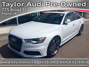 2014 Audi A6 2.0 LAND OF QUATTRO EDITION