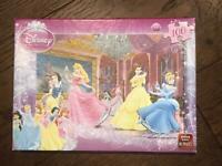 Disney Princess 100 pieces puzzles