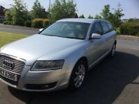 07 AUDI A6 2.0 TDI SE AVANT/ESTATE HUGE SPEC AUTO LEATHER P/EX WELCOME