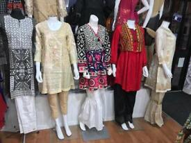 Designer Kurti khaadi Saphire Aghanoor Limilight Pakistani Indian