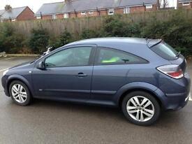 Vauxhall Astra 1.4 SXI 3 door sports hatch