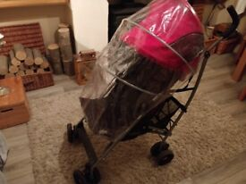 Mammas and Pappas buggy/ push chair