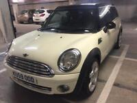 2010 mini clubman cooper 1.6 5 door chilli pack prem sound cruise new tyres hpi clear immaculate