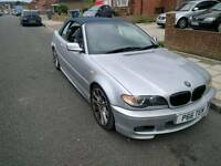 BMW 330ci convertible FACELIFT