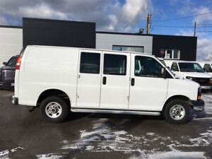 2016 Chevrolet Express g2500 loaded fin.or lease from 4.99%oac