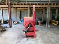 TP 150 PTO Hydraulic Feed Woodchipper
