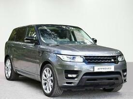 Land Rover Range Rover Sport SDV6 AUTOBIOGRAPHY DYNAMIC (grey) 2014-01-22