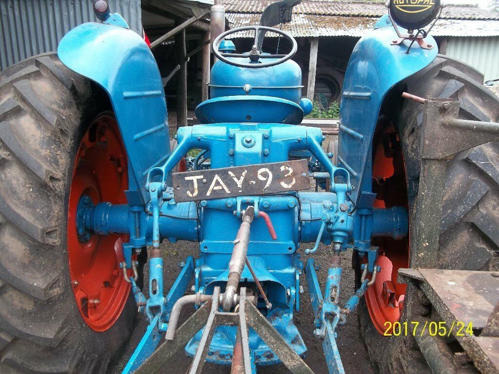 fordson house tractor parts
