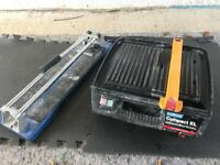 Tile cutters Electric and Manual