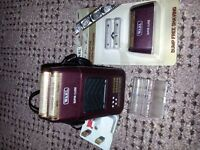 wahl 5star shaver super close as new