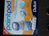 Brand new dulux paint pod roller system
