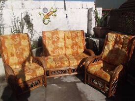 Conservatory set - good quality and sturdy