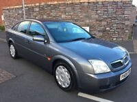 Vauxhall Vectra Life 1.8i, 2005/05 Reg, MOT 28th July, Full S/History, 5 Dr Hatchback, Metallic Grey