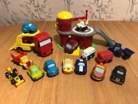 Early Learning Emergency Centre & Vehicles Play Set Bundle