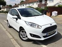 2013 FORD FIESTA 1.2 ZETEC 3DR,40000 MILES,£30 TAX,FULL SERVICE AND NEW MOT DONE,IMACULATE CONDITION