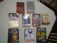 Second hand novels for sale
