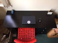 Ikea office/student/computer desk + Chair