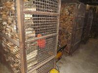 seasond hardwood logs kiln dried