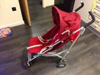 Chico pushchair only 20£