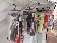 JOBLOT BRAND NEW HALLOWEEN PARTY COSTUMES EX-DISPLAY IDEAL CARBOOT MARKET STALL RESALE