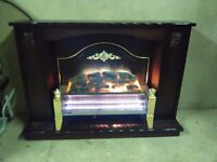 Electric Heating Fireplace