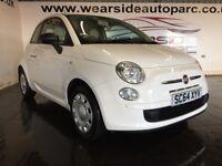 FIAT 500 1.2 Pop 3dr (start/stop) (white) 2015