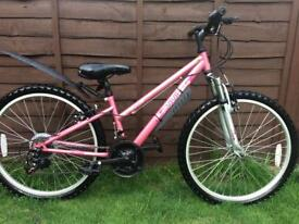Girls Apollo vivid bike