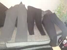 Womens trousers/leggings bundle size 14