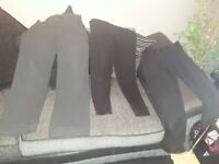 Womens trousers/leggings bundle size 14