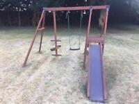 Child's swing / side set