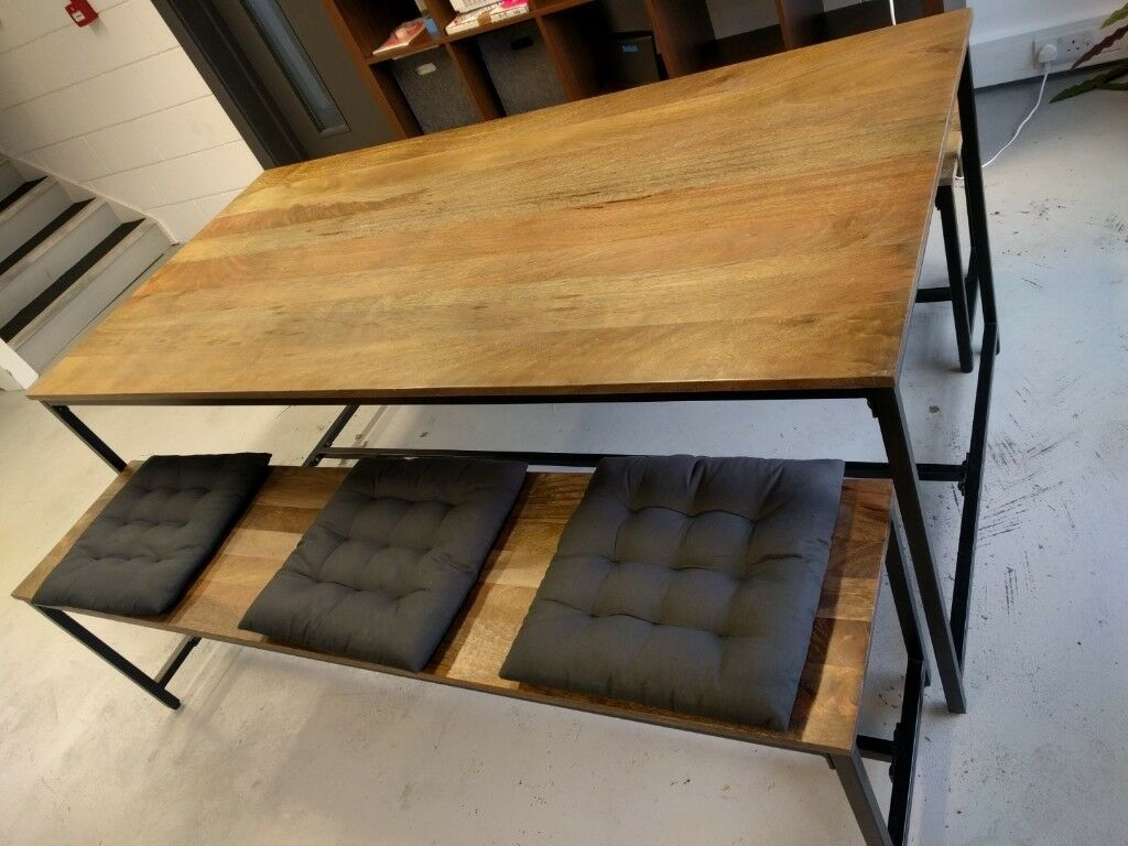 Office Clearance Made Dot Com Lomond Dining Table Set