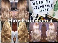 HAIR EXTENSIONS/MOBILE HAIRDRESSER professional service to your door 16 yrs exp