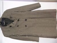Principles winter coat, petite size 16