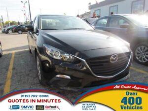 2015 Mazda MAZDA3 GX | GREAT FIND | APPLY HERE