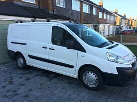 Citroen Dispatch 1.6hdi. No VAT, LWB