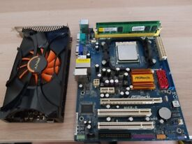 PC bundle with graphics card