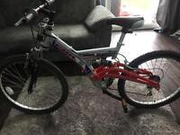 Cbr switchblade 24 inch mountain bike