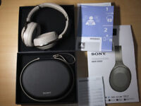 I'll swap almost new Sony MDR-1000X to Bose QC-35