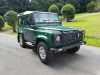 2006 LAND ROVER DEFENDER 90 TD5 AUTOMATIC