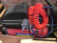 2hp 50 litre compressor