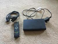Grundig Freeview Box with Remote Control